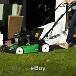 Lawn-boy 21 Po. Propulsion Arrière Marche Gaz Derrière Autopropulsés Tondeuse Avec