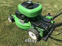 Lawnboy Lawn Boy Pro Gold Faucheuse Modèle 10547 Duraforce 6.5 HP Automoteur