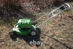 Lawnboy Lawn Boy Tondeuse Tondeuse Vintage Antique 8237 2 Courses