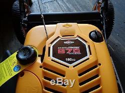 Mcculloch 875 Series190cc Gaz Autopropulsés Autotractée Faucheuse 3ni S / D Mulch Sac