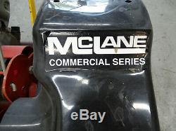 Mclane 25 Série Commerciale Autopropulsés Avant Avec Honda Gx160 Throw