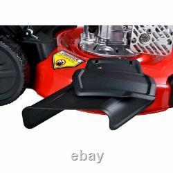Meilleures Ventes Powersmart Db2194sr 21 3-en-1 170cc Tondeuse À Gaz Autopropulsée