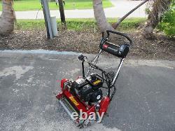 Modèle 04055 2014 Toro Greensmaster 1000 Greens Reel Lawn Tower Groomer Brush