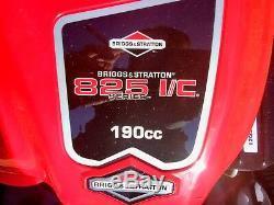Murray Démarrage Électrique 3in1 Briggs 8,25 Autopropulsé 21 Coupe-behind Tondeuse Walk
