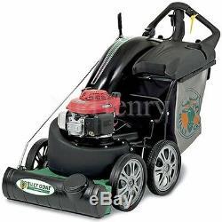 Mv650sph Billy Goat Multi Vac 6,5 HP Honda, Automoteur Mv650sph