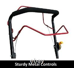 New Self Propelled 18 4 Stroke 4hp 4 Swing Blade Lawn Tondeuse 135cc 55l Catcher