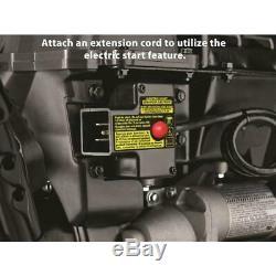 Nouveau 24. 208 CC À Deux Étages Gaz Souffleuse À Neige Avec Démarrage Électrique Autopropulsés