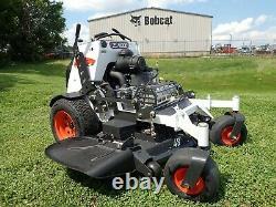 Nouveau Bobcat Zs4000 2020 Stand On Mower, 48 Airfx Deck, 726 CC Kawasaki Gas Engine