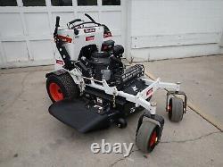 Nouveau Bobcat Zs4000 36 Stand On Mower, 19 HP Kawasaki Gas, Hydro, 9 Mph Top Speed