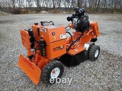 Nouveau Carlton Sp5014 Automoteur Stump Grinder 2020, 4x4, Remote, 35 HP Gas