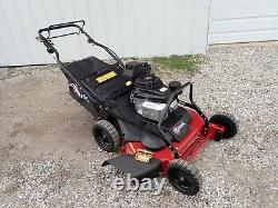 Nouvelle Exmark 30 X-série Commercical Walk Behind Mower, Self Propelled, 179cc Gas