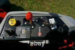 Nouvelle Tondeuse Exmark Lazer E Series 60 Zero Turn, Siège Suspendu, Gaz Kohler 747cc
