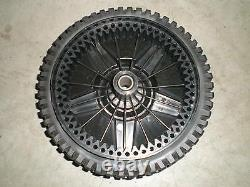 Oem Husqvarna Autopropulsed Mower 8 X 1.75 Roue Avant 193912x428 Noir