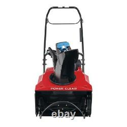 Power Clear 821 R-c 21 In. 252 CC Commercial Single-stage Auto Propelled Gas Power Clear 821 R-c 21 In. 252 CC Commercial Single-stage Auto Propelled Gas Power Clear 821 R-c 21 In.
