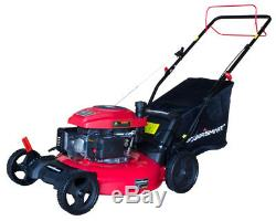 Powersmart Db2194s 21 3-in-1 161cc Gas Autopropulsés Tondeuse