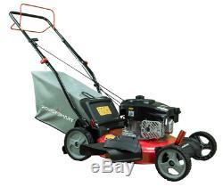 Powersmart Db2321sr 21 3-in-1 170cc Gas Autopropulsés Tondeuse