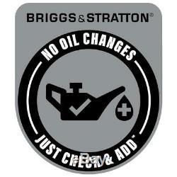 Recycleur 22 En. Briggs Et Stratton Personal Pace Autopropulsés Gas Tondeuse