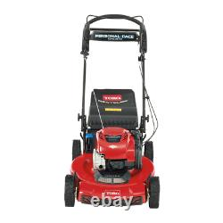 Recycleur 22 In. Briggs And Stratton Personal Pace Traction Arrière Marcher Derrière G