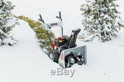 Remis À Neuf 21 Deux Étapes Autopropulsés Outils Souffleuse À Neige Sale Main