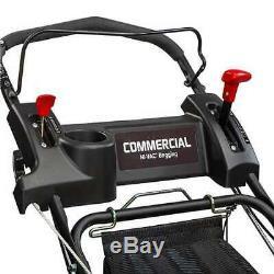 Snapper Hi Vac 21 Pouces Commercial Tondeuse Autopropulsés Bagged Lawn (pour Les Pièces)