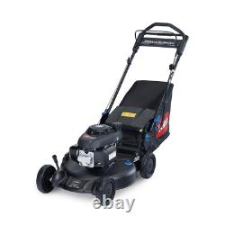 Super Recycleur 21 In. 160 CC Honda Engine Gas Personal Pace Walk Behind Self-pro