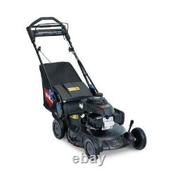 Super Recycleur 21 Po. 160 CC Honda Engine Gas Personal Pace Walk Behind Lawn