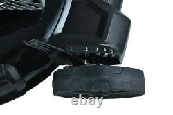 Tondeuse À Gazon Automotrice Au Gaz Powersmart 3-en-1 170cc 21 Inch Black Db8621sr