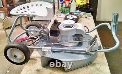 Tondeuse À Gazon Restaurée Vintage Antique Craftsman 3-wheeler -no Blade