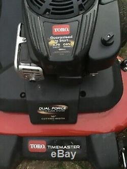 Toro 20199 Timemaster 30 Faucheuse Automotrice Lawn, Toute Nouvelle Transmission