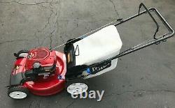 Toro 20339 22. Smartstow High Wheel Variable Speed Walk Behind Gas Mower, Gr