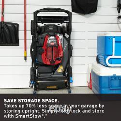 Toro 21. Recycleur Personal Pace Super Smartstow 190cc Briggs Moteur Avec Elec