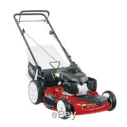 Toro 22. Automotrice Walk Behind Lawnmower Mulching Capacité (20379)