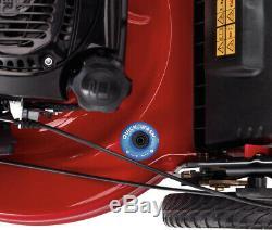 Toro 22 Kohler Moteur Haute Roue Auto Vitesse Variable Gaz Tondeuse Automotrice