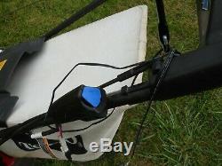 Toro 22 Pouces Autopropulsés Tondeuse Personal Pace Avec Démarrage Électrique W Bagger