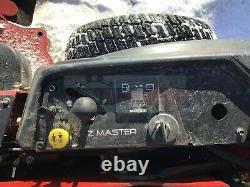 Toro 3000 Myride Zero Turn Mower 2020, 60 Deck, 25.5 HP Kawasaki Gas, 65 Hrs