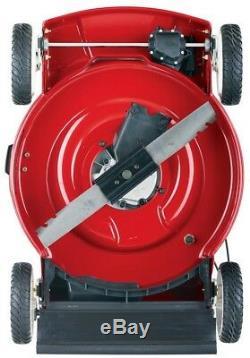 Toro Gas Tondeuse 22. Vitesse Variable Autopropulsés Haute Roue Herbe Coupée
