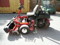 Toro Greensmaster 3150 Golf Greens Tee Reel Tondeuse À Gazon Modèle 04358