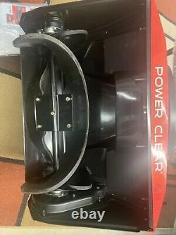 Toro Power Clear 821 R-c 21 In. 252 CC Un Seul Étage Automoteur Lanceur De Neige