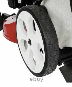 Toro Recycler 21 Briggs Et Stratton High Wheel Gas Marchent Derrière La Tondeuse À Gazon Push