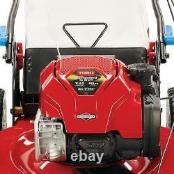 Toro Recycler High Wheel Variable Speed Walk Behind Gas Self Propelled Mower