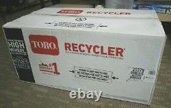 Toro Recycler Walk Power Mower Honda Power Wheel Self Propelled Model 20379