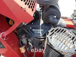 Toro Stx-26 2018 Remorque De Broyeur, Gaz Kawasaki, Autopropulsé, 318 Heures