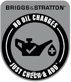 Toro Tondeuse 22. Briggs Stratton Bagger Autopropulsés Gaz Démarreur Électrique