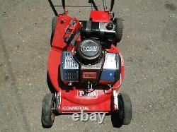 Toro Tv5002 Suzuki 2 Cycle Commercial Automoteur Lawn Yard Tondeuse Tondeuse À Gazon