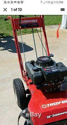Troy Bilt Wc33 Xp Large Cut Automotrice Mower320cc