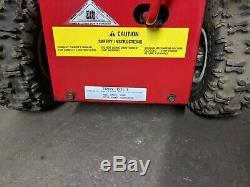 Troy-bilt 21 Gas Powered Démarreur Électrique Souffleuse À Neige. 42000. Automoteur