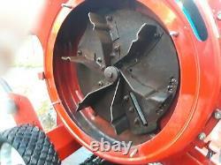 Troy-bilt 8hp Automoteurs Lourds Chipper / Vac, Gardenway Co Condition Menthe
