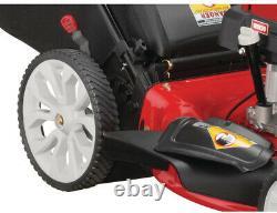 Troy-bilt Gas Lawn Mower 21 Po. Système De Coupe Triaction 3-en-1 Automoteur
