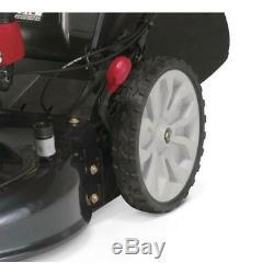 Troy-bilt Xp 21. 190 CC Honda Marche Gaz Derrière Tondeuse Autopropulsés Avec Pelouse