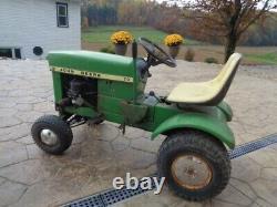Vintage John Deere 70 Riding Lawn Tractor
